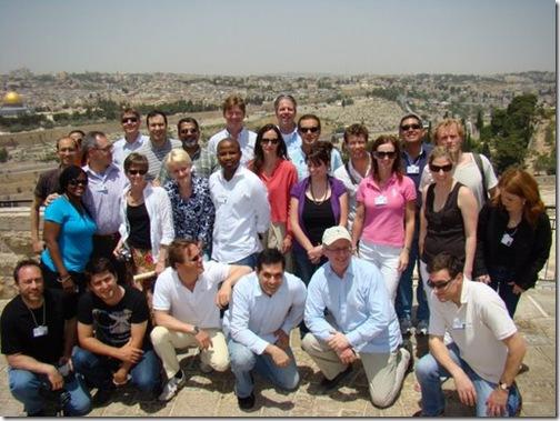 YGL Jerusalem Trip